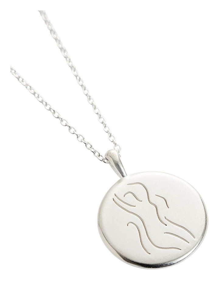 Vitality Amulet Necklace w/ Silver image 2