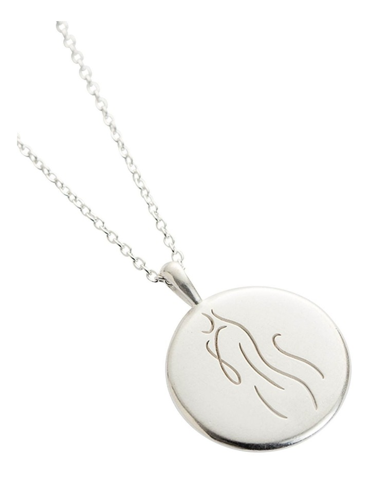 Wisdom Amulet Necklace w/ Silver image 2