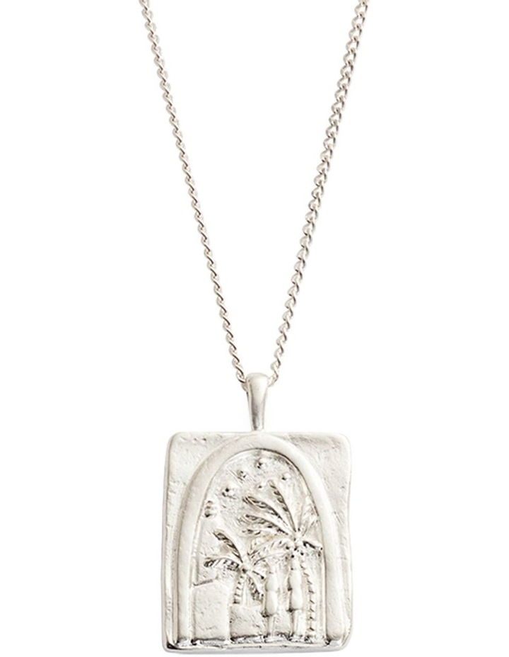 Under The Night Sky Coin Charm w/ Sterling Silver image 3