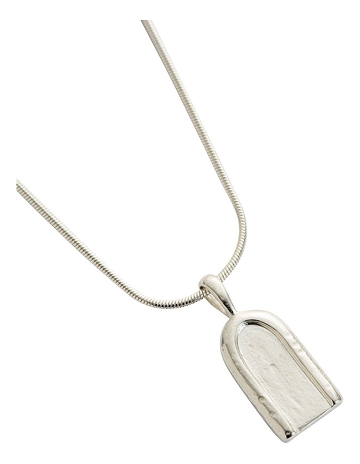 Petite Arch Charm w/ Sterling Silver image 4