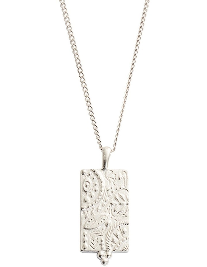 Marrakech Coin Charm w/ Sterling Silver image 3