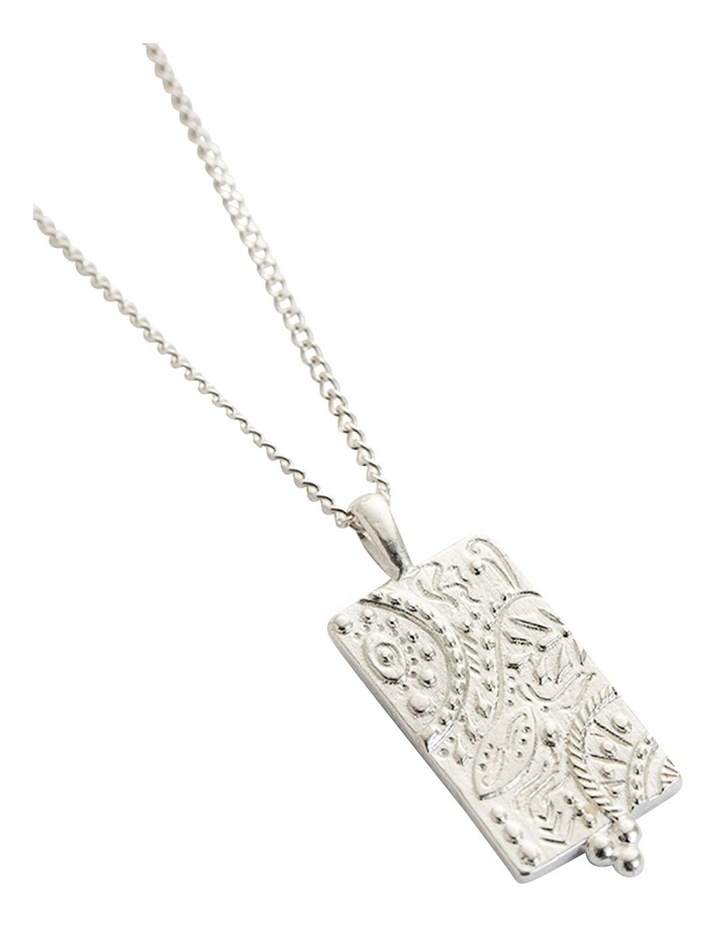 Marrakech Coin Charm w/ Sterling Silver image 4