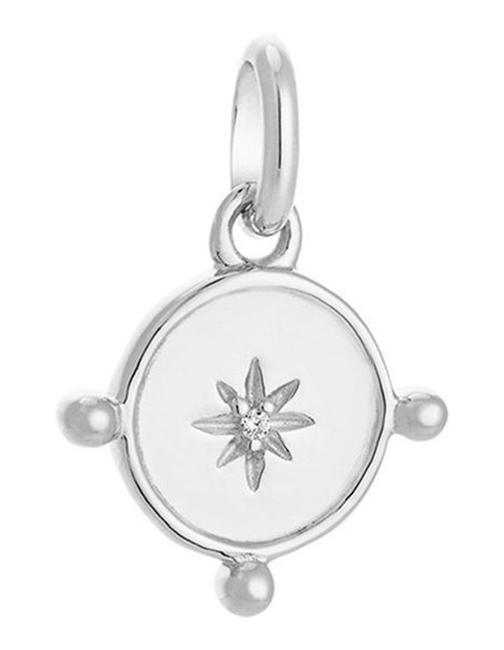 Voyager Coin Charm w/ Sterling Silver image 1