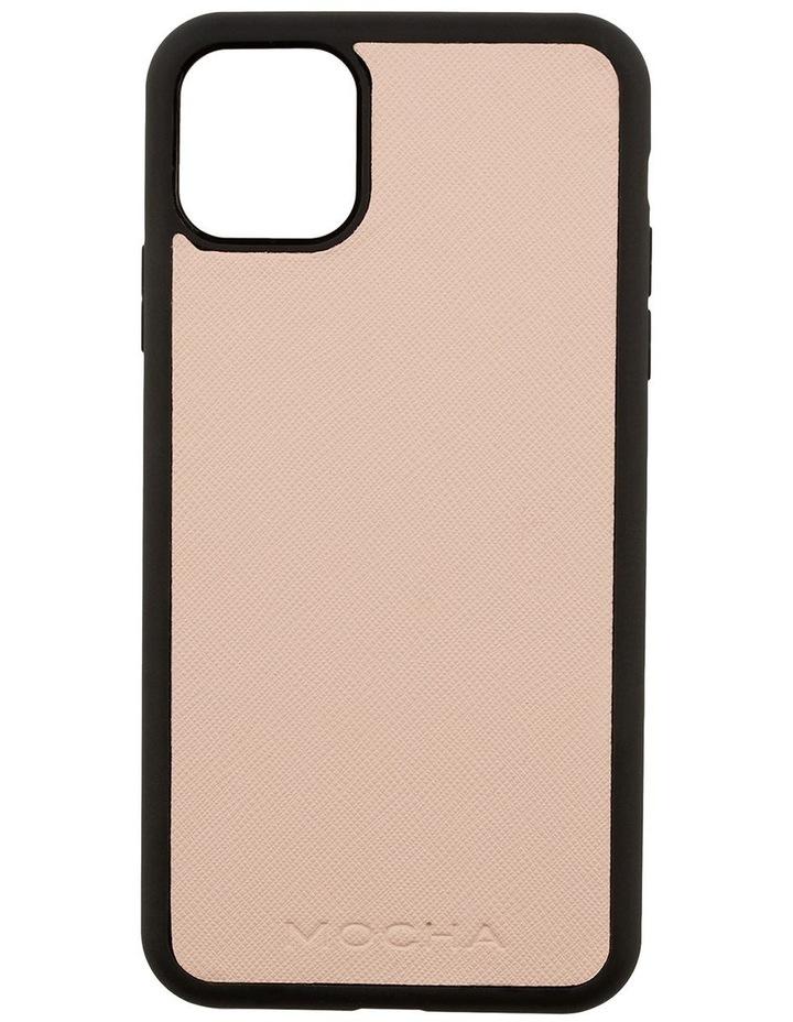Jane Leather Hard Case For iPhone 11 Pro - Blush image 1