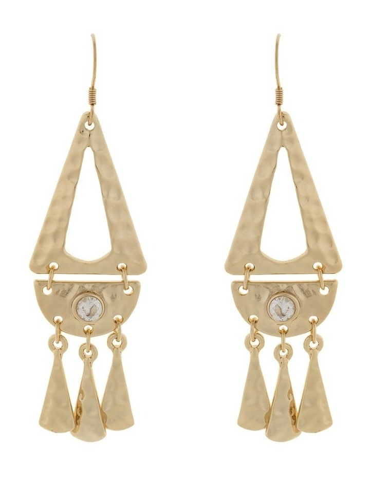 Faithful Earrings-Lg image 1