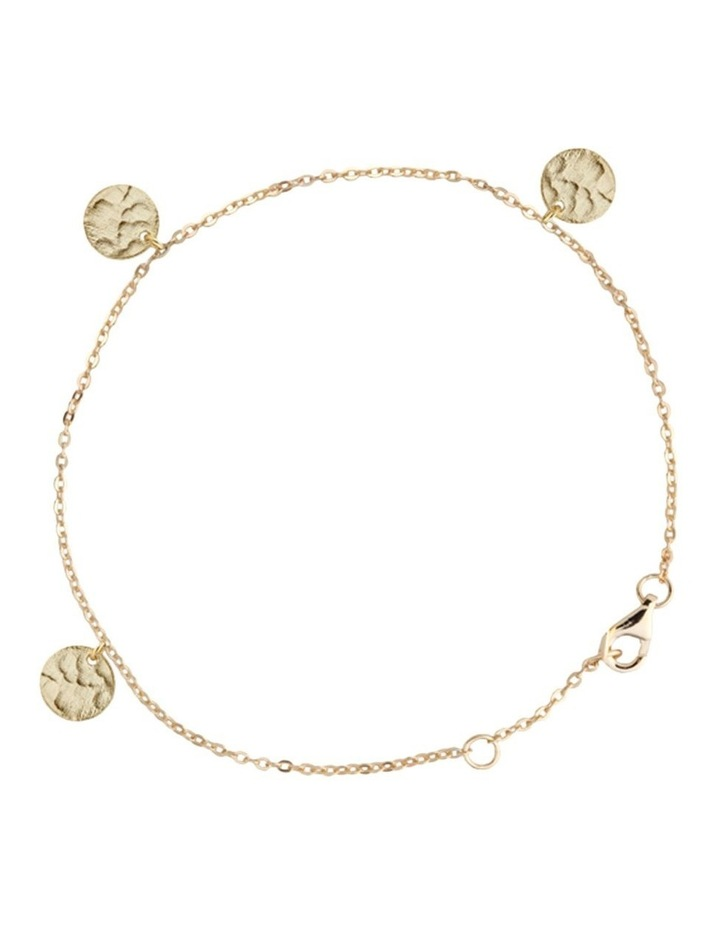Bon Bon Scattered Jingle Bracelet - Gold image 1