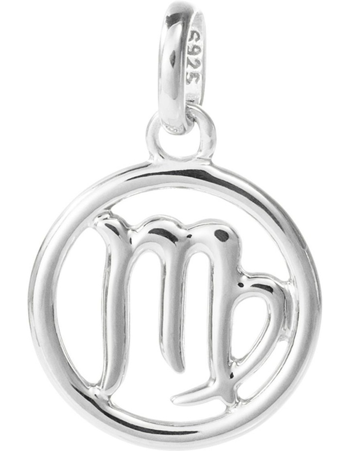 Virgo Zodiac (Sterling Silver) image 1