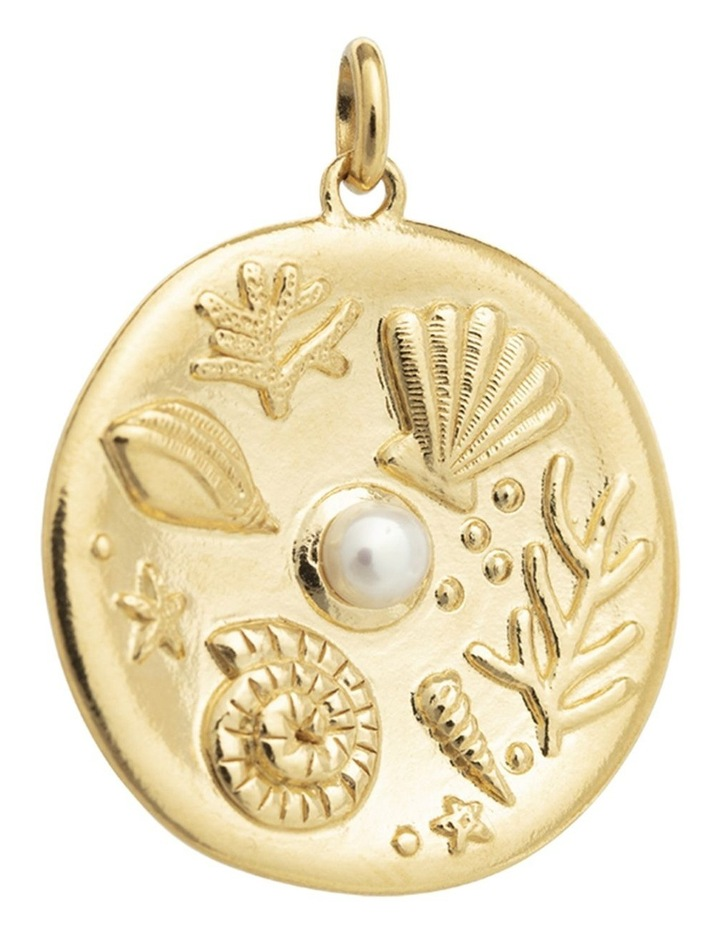 BY The Sea Coin (18K-Gold-Vermeil) image 1