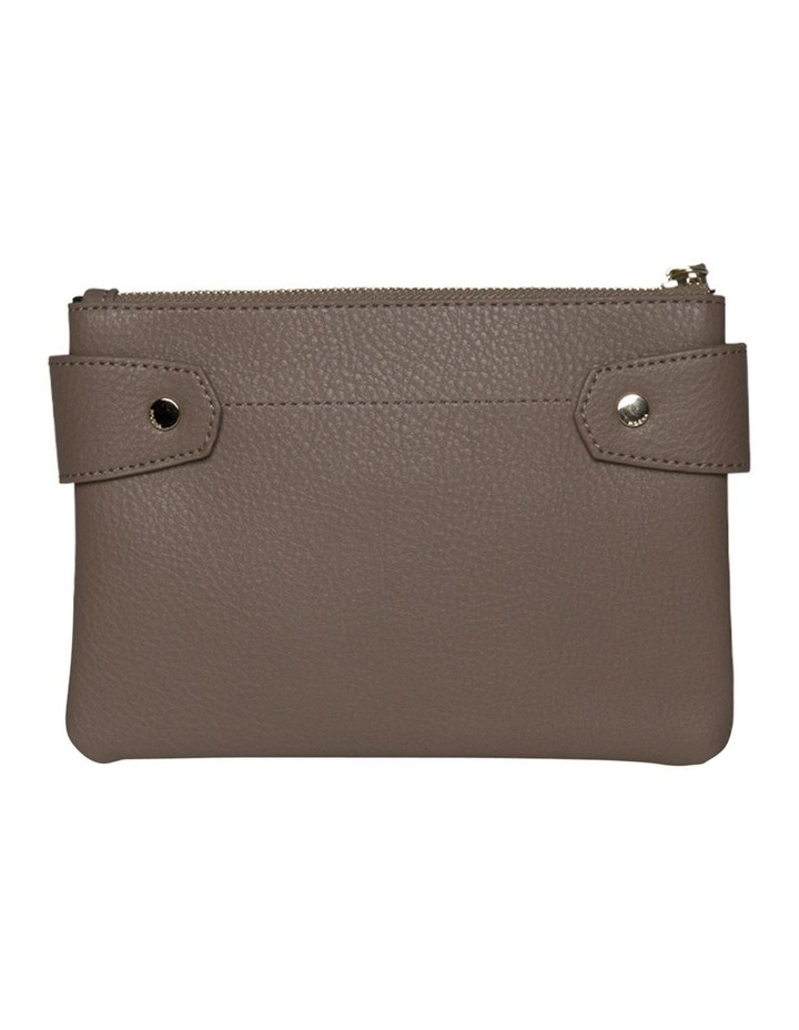 Clip Around Coin Wallet - Dark Taupe image 2