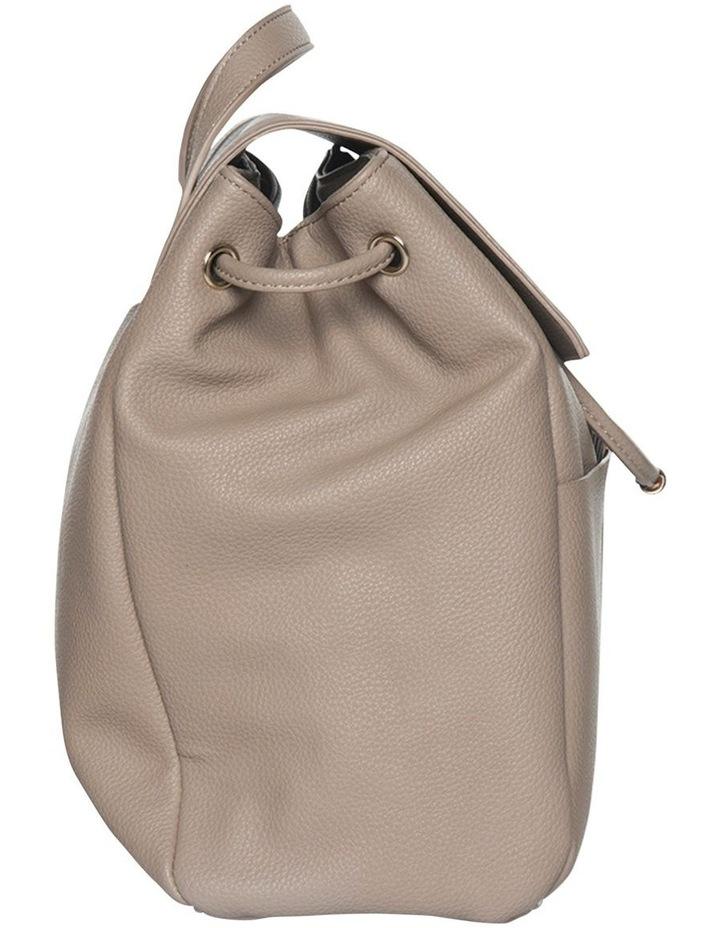 Gabi Backpack-Taupe image 3