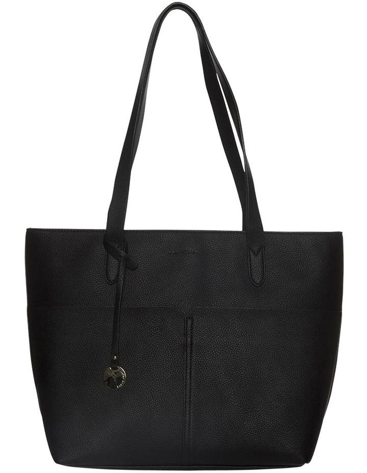 Gabi Tote Bag-Black image 1