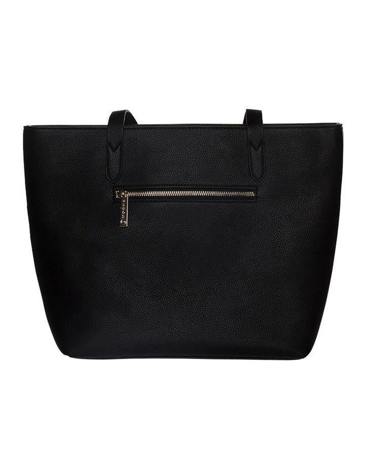 Gabi Tote Bag-Black image 2