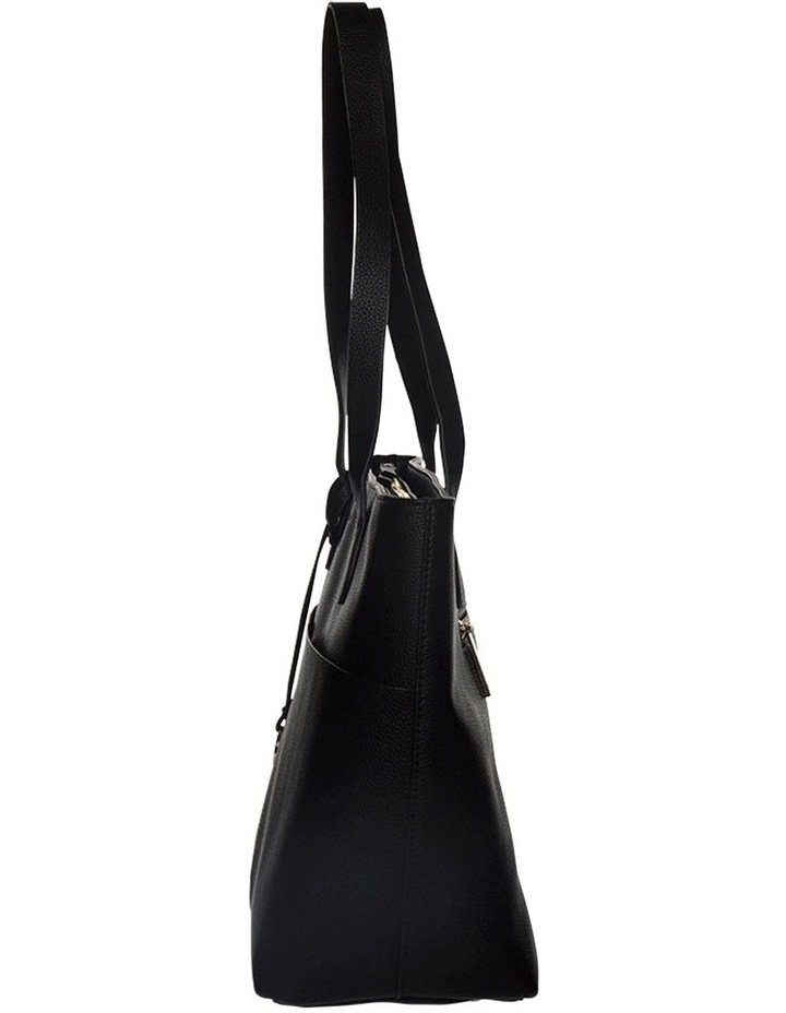 Gabi Tote Bag-Black image 4