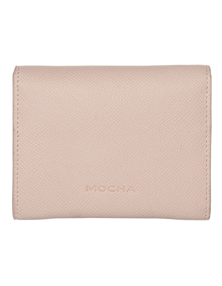 Envelop Leather Coin Wallet - Blush image 1