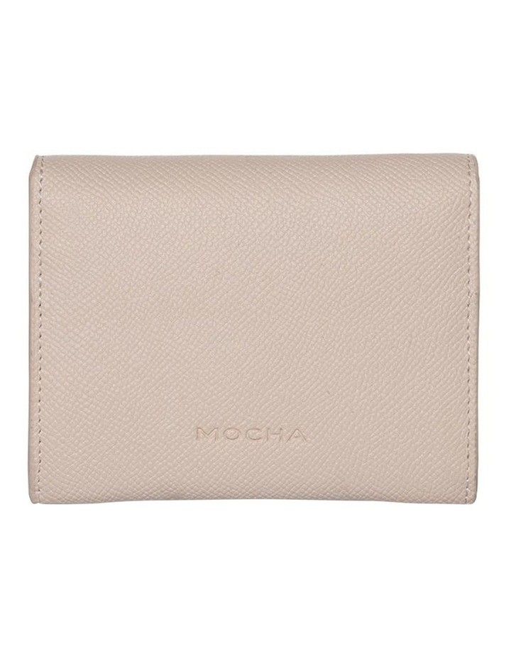 Envelop Leather Coin Wallet - Blush image 2