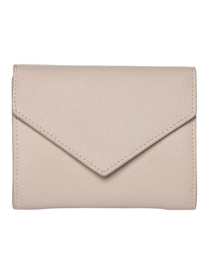 Envelop Leather Coin Wallet - Blush image 4