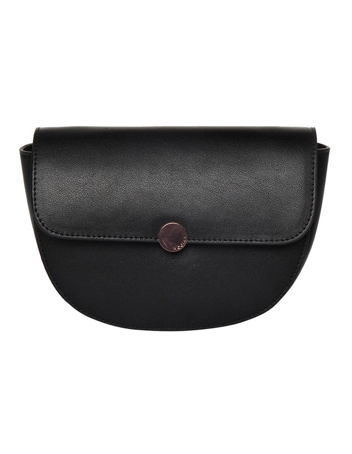 Brianna Leather Belt Bag - Black image 2