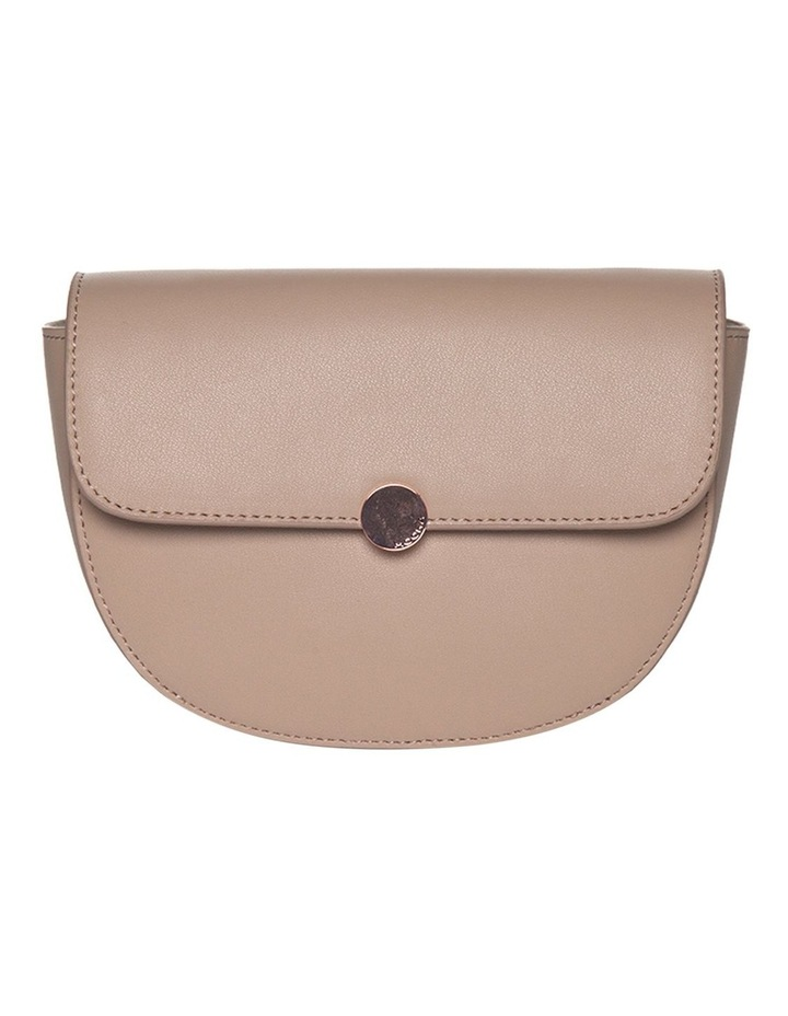 Brianna Leather Belt Bag - Taupe image 3