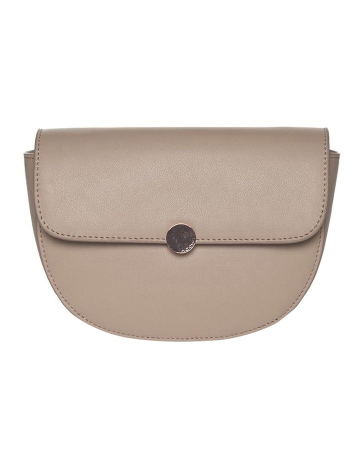 Brianna Leather Belt Bag - Taupe image 4