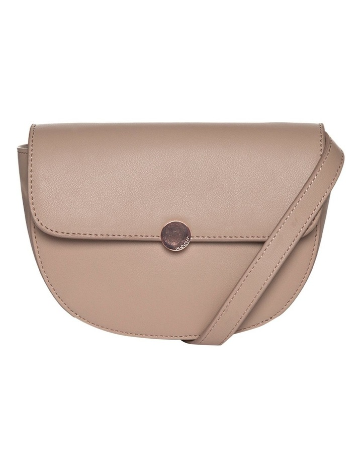 Brianna Leather Belt Bag - Taupe image 5