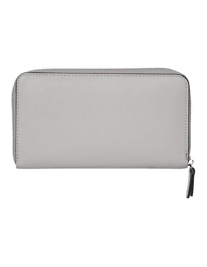 Robbi Zip Around Wallet Grey image 2