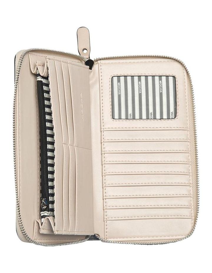 Robbi Zip Around Wallet Grey image 3