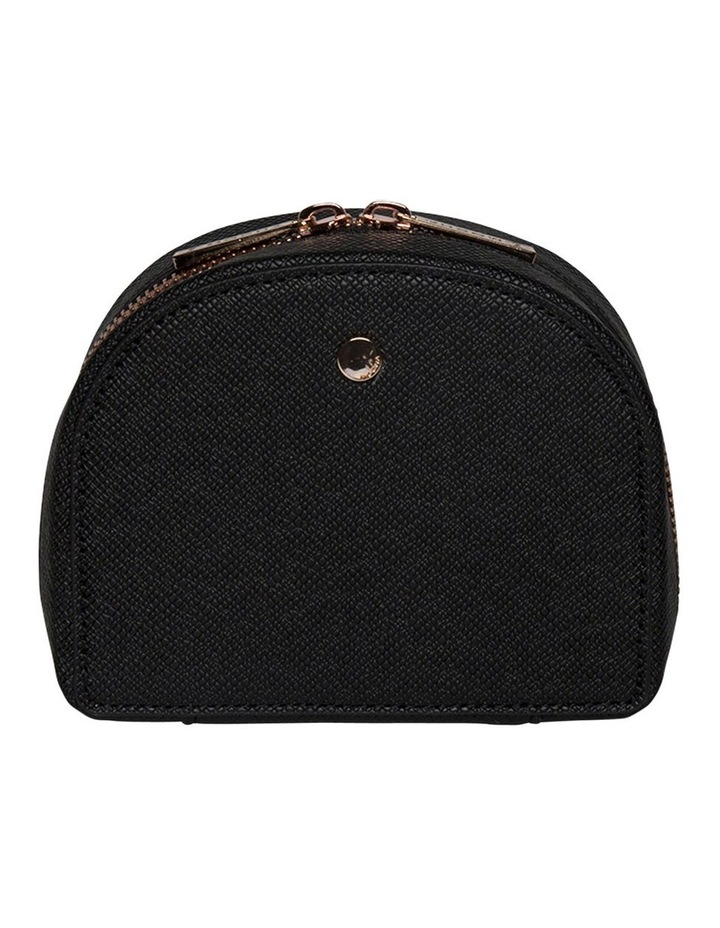 Small Kaia Jewellery Case - Black image 1