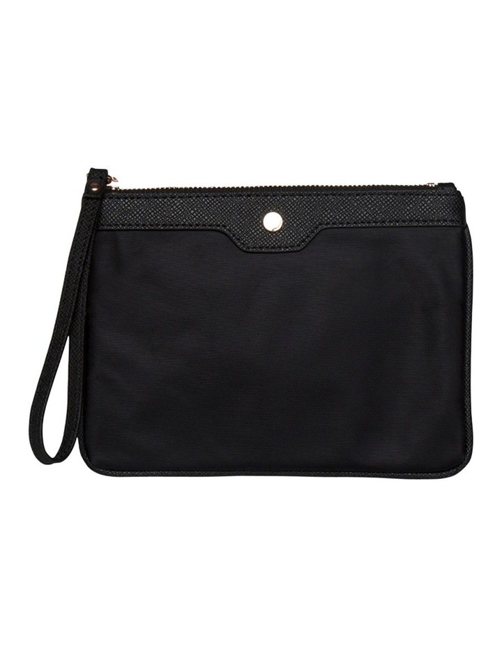 Liana Clutch - Black image 1