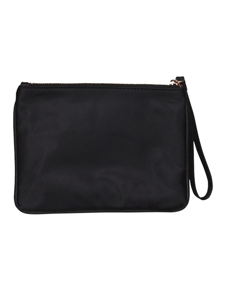 Liana Clutch - Black image 2