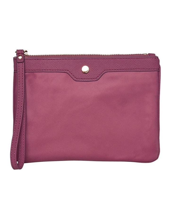 Liana Clutch - Rose image 1