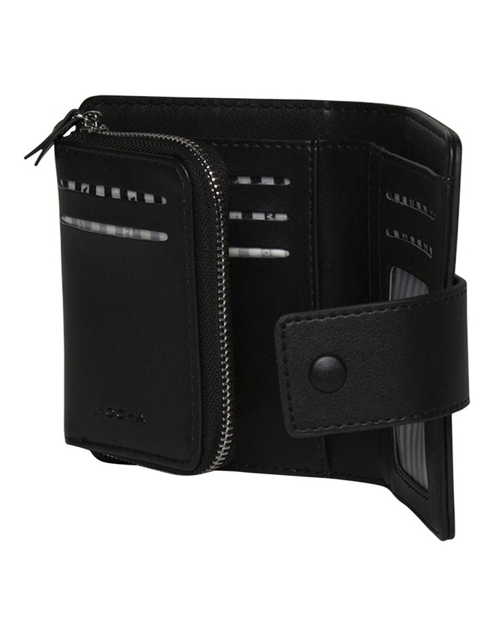 Robbi Small Wallet - Black image 3