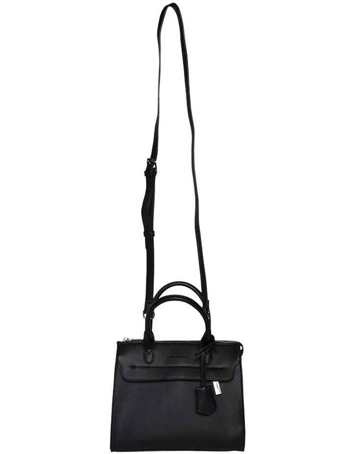 Constance Top Handle Crossbody Bag-Black image 2