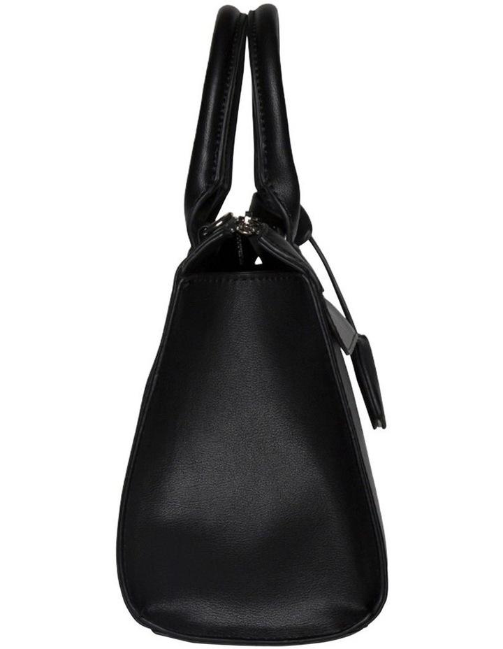 Constance Top Handle Crossbody Bag-Black image 4