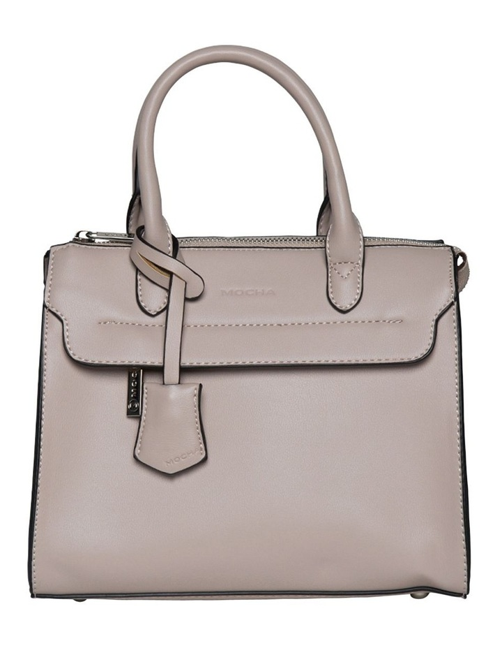 Constance Top Handle Tote Bag - Blush image 1