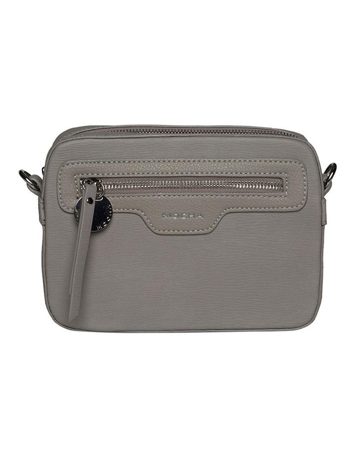 Ginni Box Crossbody Bag - Grey image 1