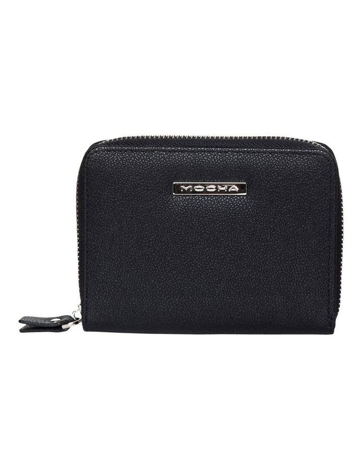 Josie Small Wallet - Black image 1