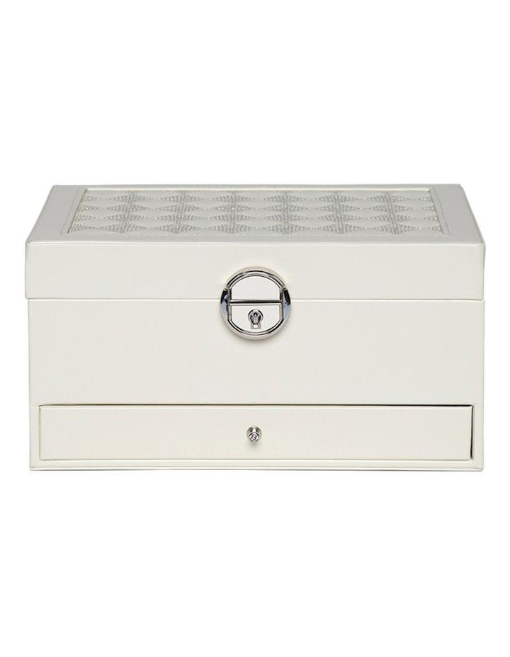 Compact Jewellery Box - White image 1