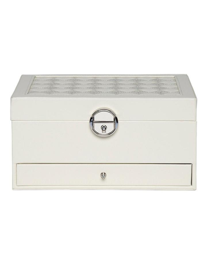 Compact Jewellery Box - White image 2