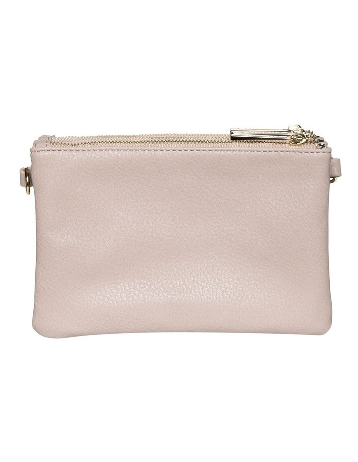 Mini Triple Jessie Crossbody Bags - Light Taupe image 2