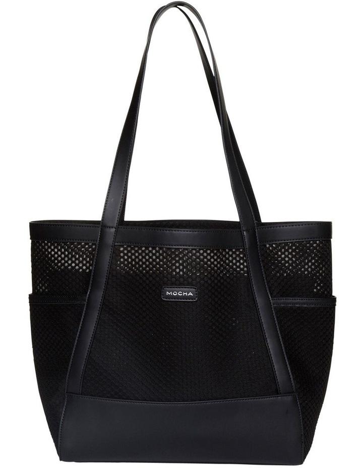 Summer Beach Bag - Black image 1
