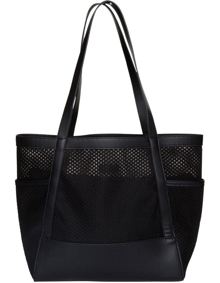 Summer Beach Bag - Black image 2