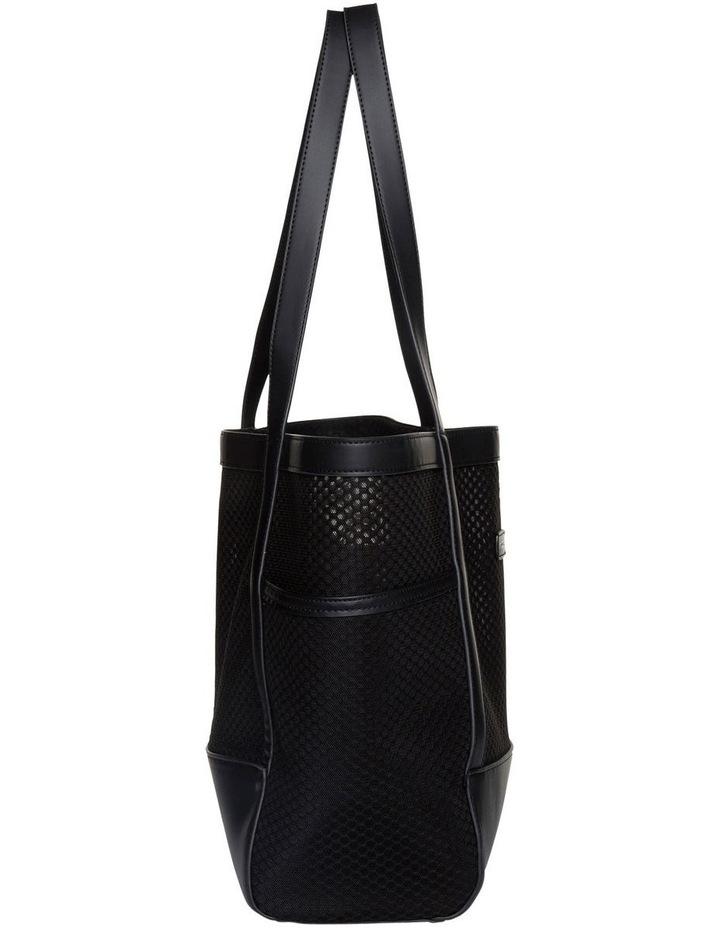 Summer Beach Bag - Black image 3