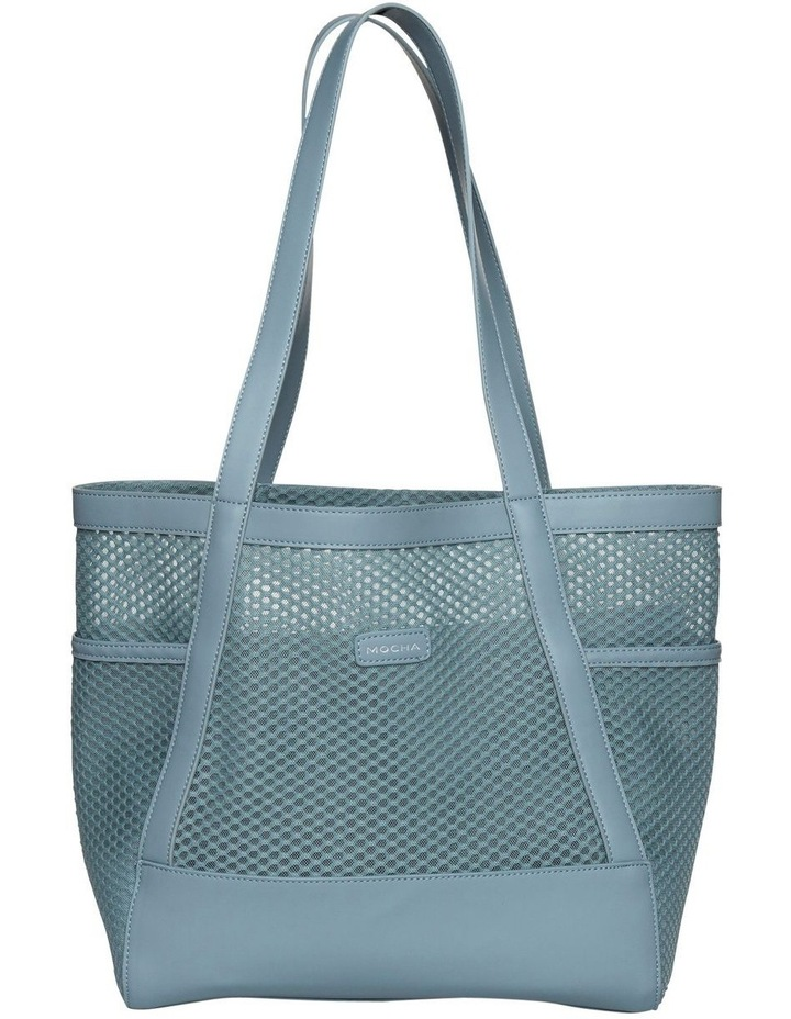 Summer Beach Bag - Ocean Blue image 1