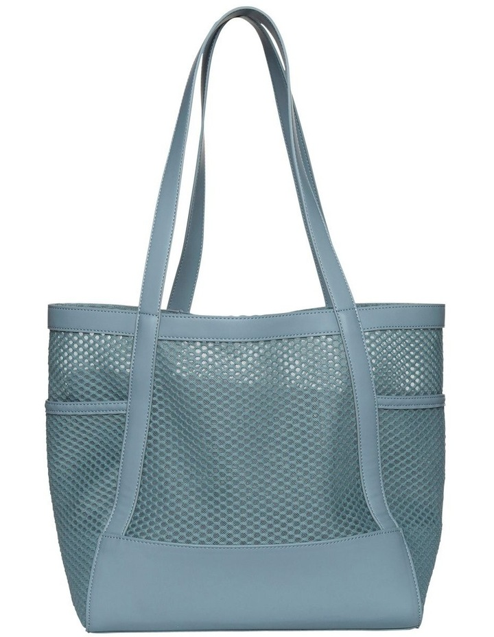 Summer Beach Bag - Ocean Blue image 2