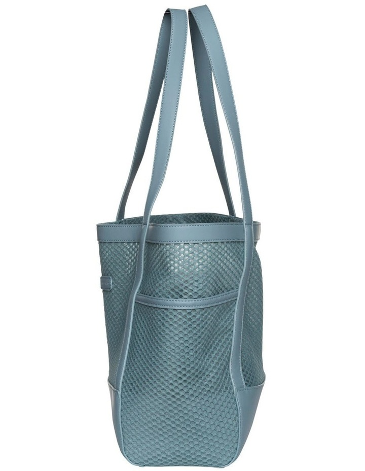 Summer Beach Bag - Ocean Blue image 3