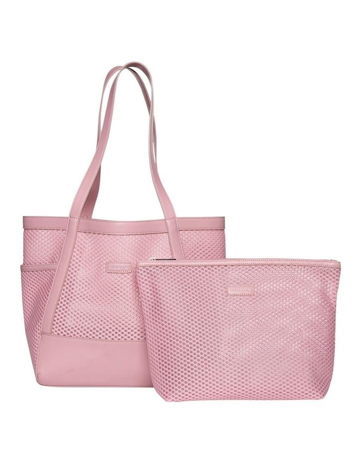Summer Beach Bag - Blush image 4