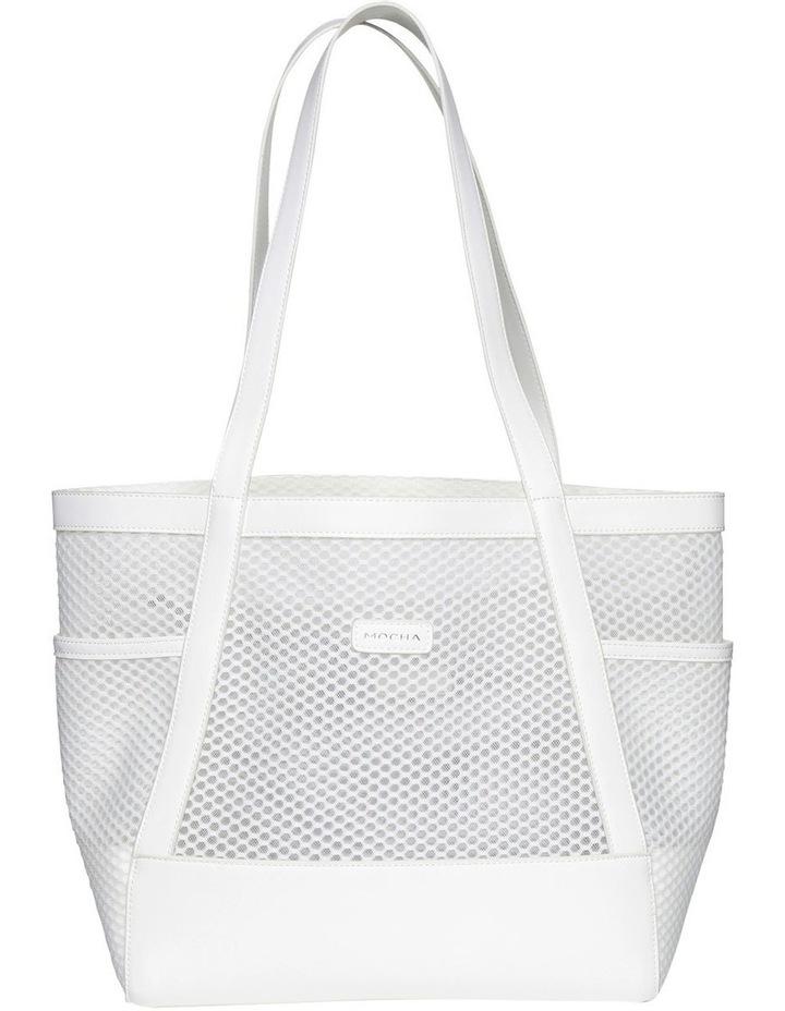 Summer Beach Bag - White image 1