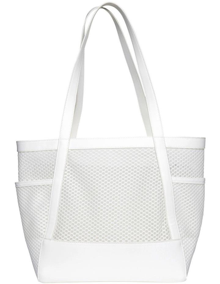 Summer Beach Bag - White image 2
