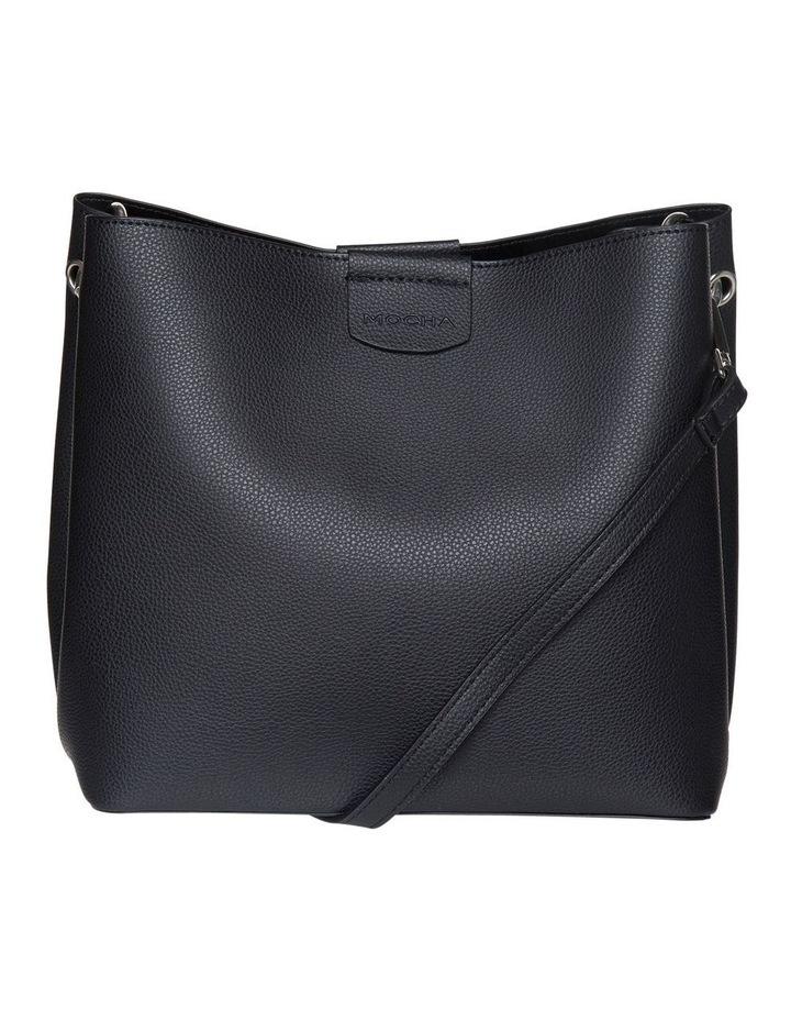 Ada Bucket Bag - Black image 4