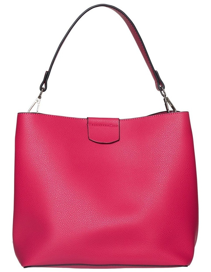 Ada Bucket Bag - Hot Pink image 2